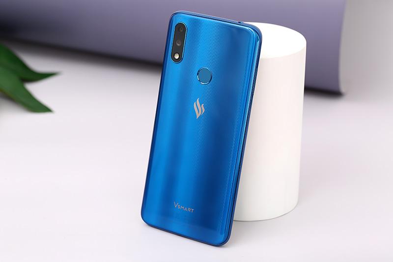 Điện thoại Vsmart Star 3 | Thiết kế mặt lưng
