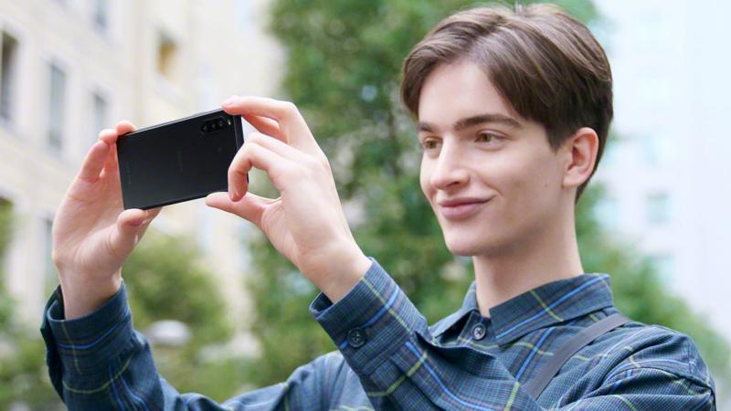 Điện thoại Sony Xperia 1 II | Chụp ảnh