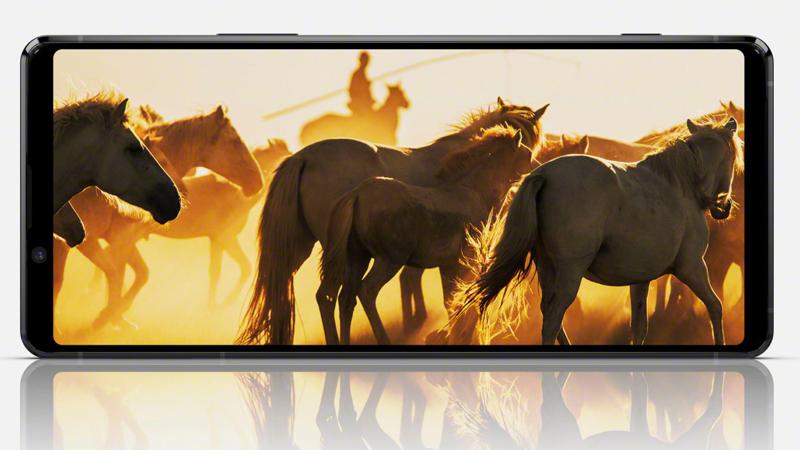 Điện thoại Sony Xperia 1 II | Màn hình