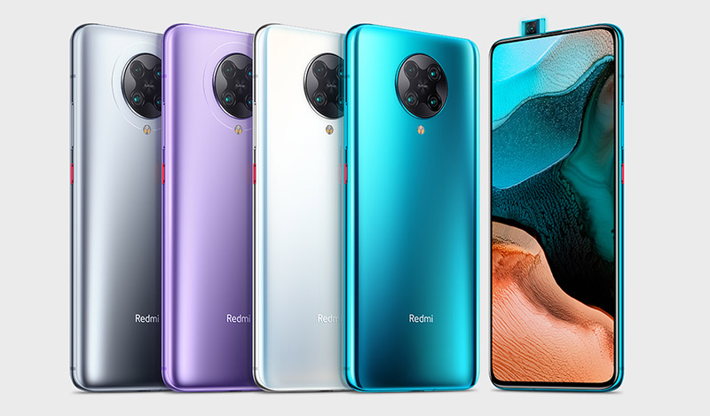 Redmi K30 Pro | Chip Snapdragon 865