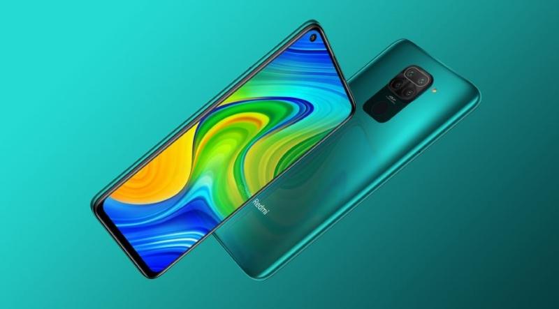 Điện thoại Redmi 10X | Thiết kế tương tự Redmi Note 9