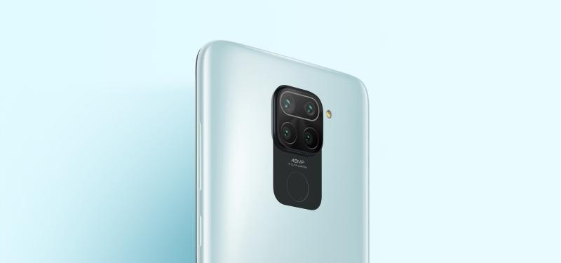 Điện thoại Redmi 10X | Cụm camera 4 camera đa tính năng