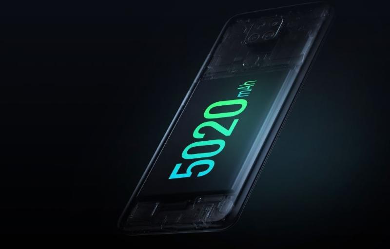 Điện thoại Redmi 10X | Pin khủng 5020 mAh xua ta nỗi lo về việc hết pin phải sạc thường xuyên