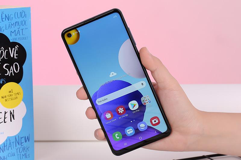 Hiệu năng mạnh mẽ - Samsung Galaxy A21s