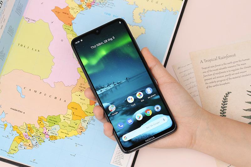Điện thoại Nokia 5.3 trang bị vi xử lý Snapdragon 655 tăng cường hiệu năng chơi game