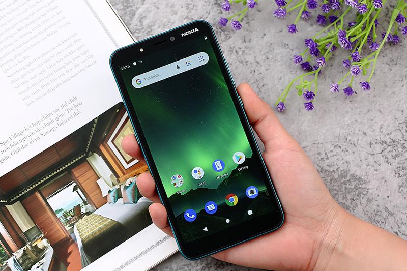 Cấu hình điện thoại Nokia C2 đủ dùng cho các nhu cầu cơ bản