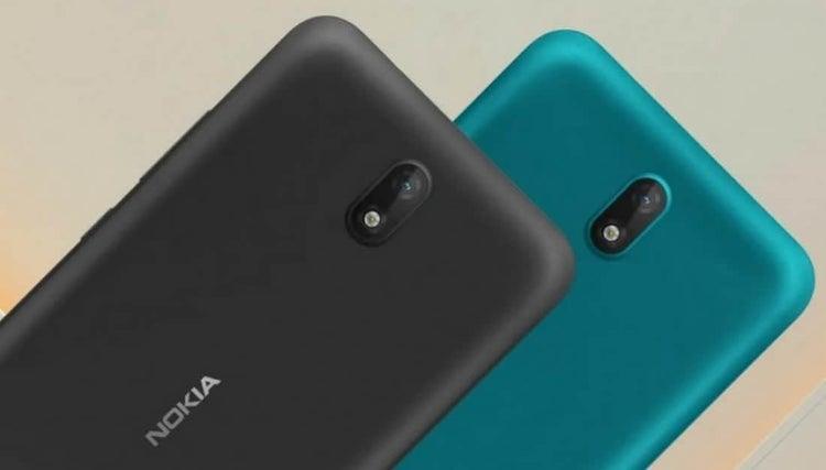 Cả 2 camera trước sau của điện thoại Nokia C2 đều trang bị đèn flash trợ sáng khá tiện lợi