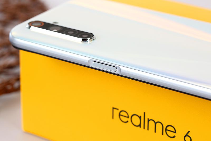 Viền cạnh trái điện thoại Realme 6 8GB