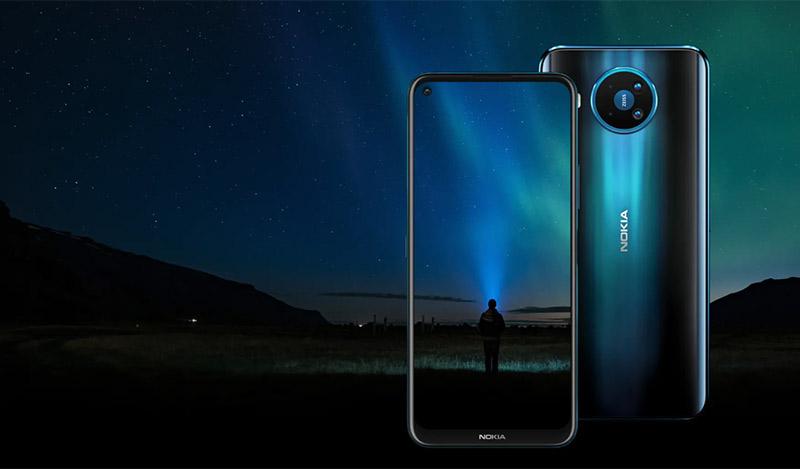 Nokia 8.3 | Chụp đêm chất lượng