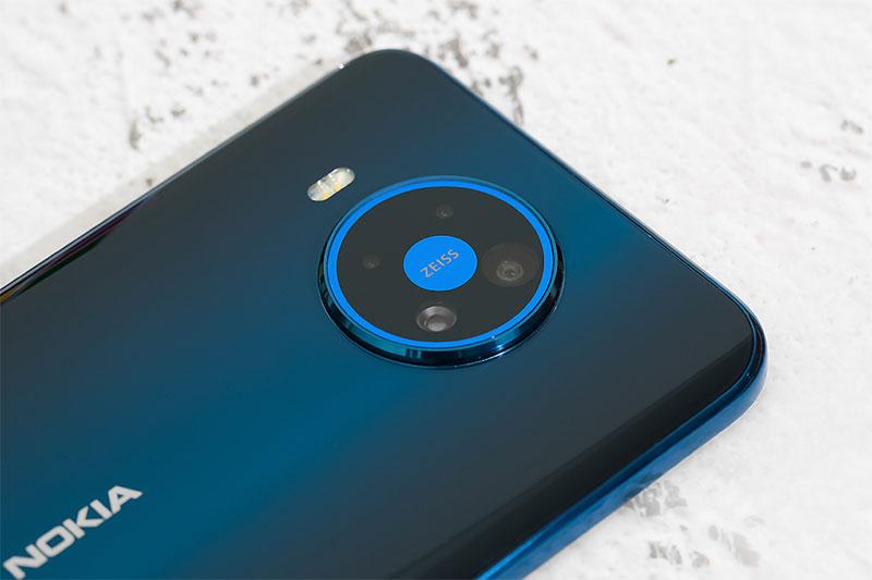 Nokia 8.3 | Cụm 4 camera chất lượng