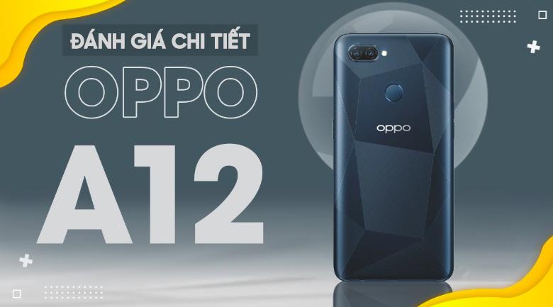 OPPO A12 (3GB/32GB)