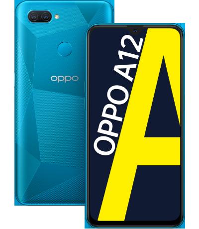 Điện thoại OPPO A12 (3GB/32GB)
