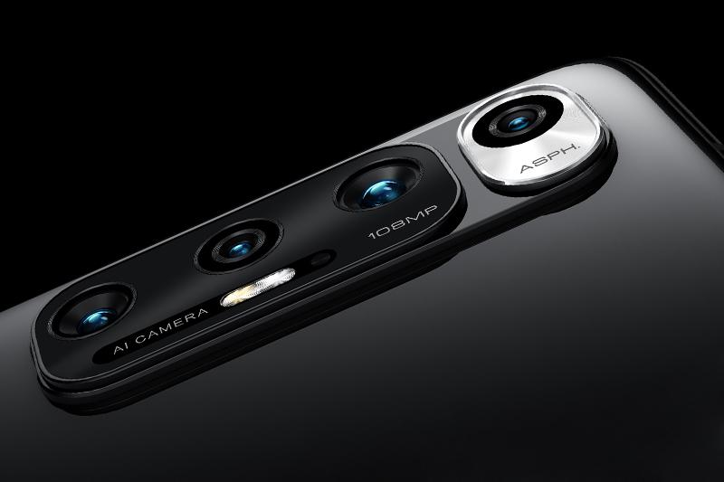 Xiaomi Mi 10S | Tính năng AI được tích hợp ở cấp độ điểm ảnh, giúp tăng cường chất lượng