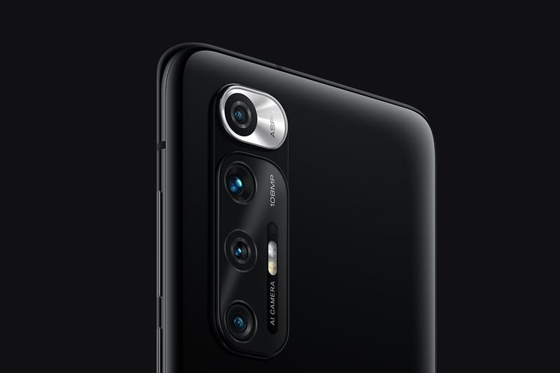 Xiaomi Mi 10S | Mặt lưng nhám nhẹ và hiệu ứng chuyển màu hoàn hảo
