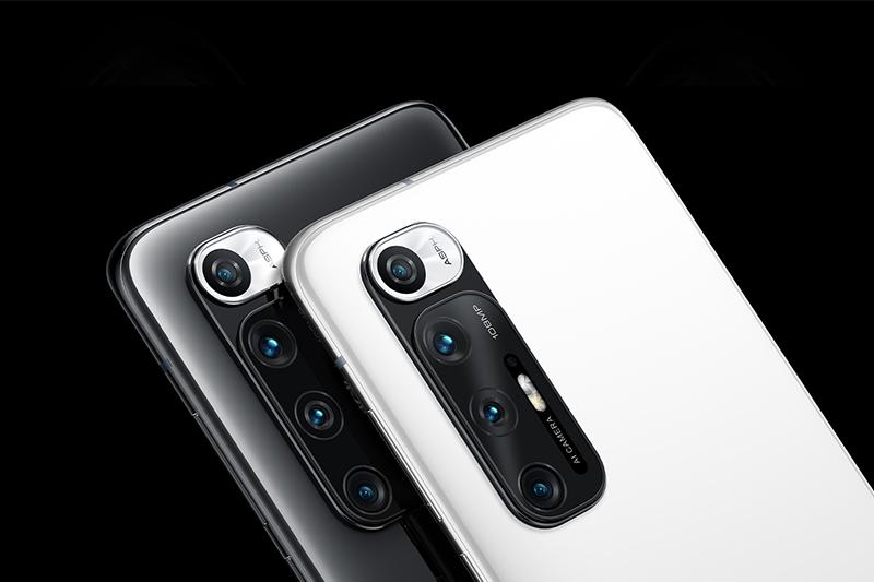Xiaomi Mi 10S | Camera chính 108 MP, camera macro và camera góc siêu rộng 13 MP