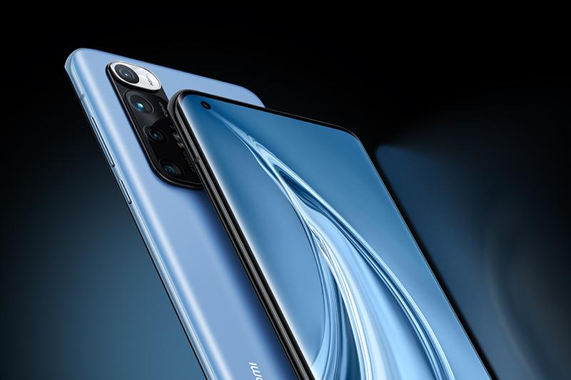 Xiaomi Mi 10S | Camera selfie 20 MP cùng tăng cường tính năng AI làm đep thông minh 3D trên toàn gương mặt