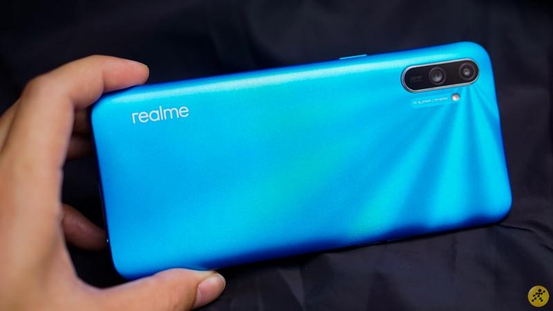 Điện thoại Realme C3i | Thời lượng pin ấn tượng