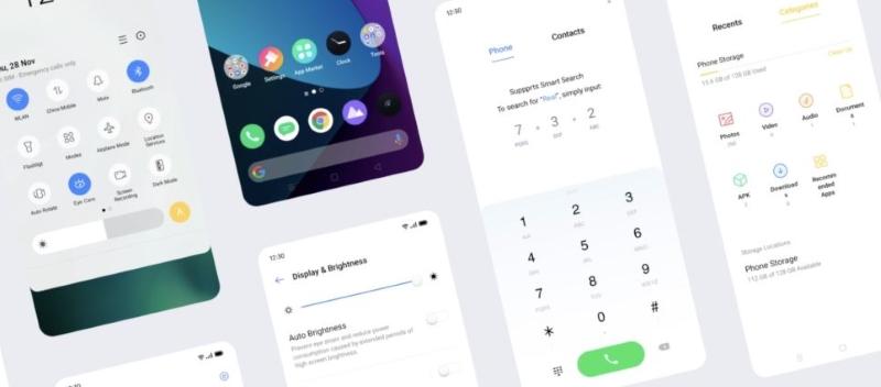 Điện thoại Realme C3i | Giao diện Realme UI Design