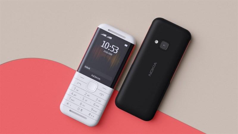 Thiết kế Điện thoại Nokia 5310 (2020)