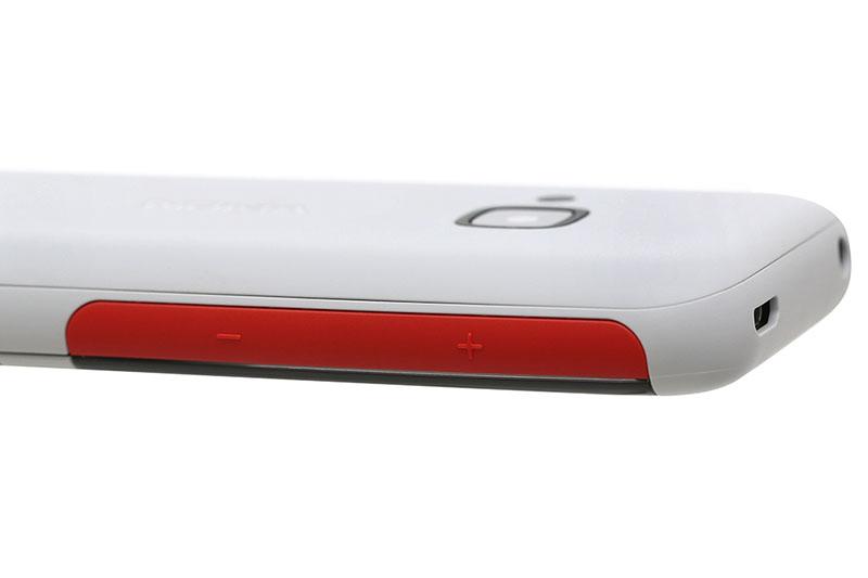 Thiết kế phím tăng giảm âm lượng điện thoại Nokia 5310 (2020)