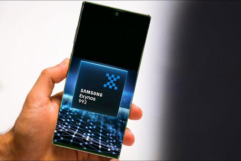 Chip mới trên Samsung Galaxy Note 20 Plus -  - Samsung Galaxy Note 20 Plus