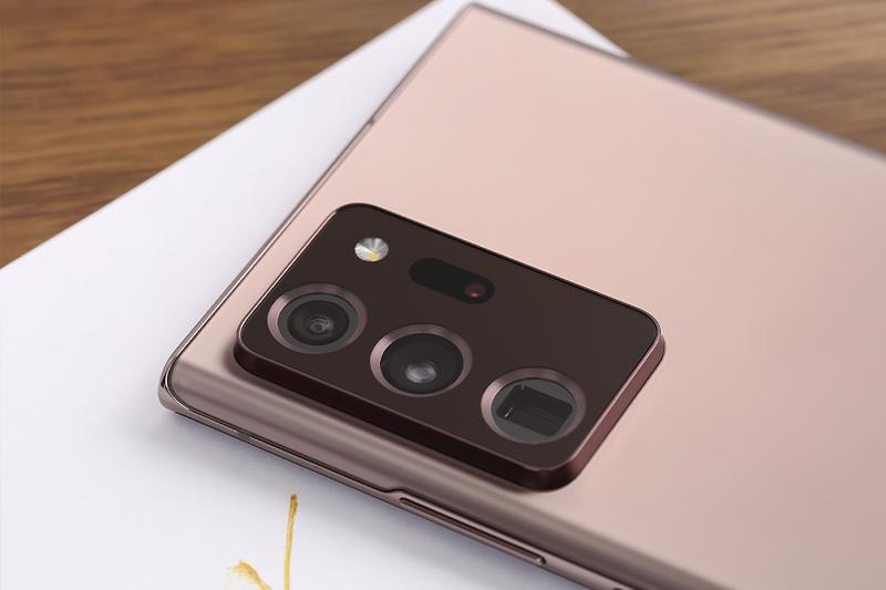 Camera chụp ảnh siêu sắc nét - Samsung Galaxy Note 20 Ultra