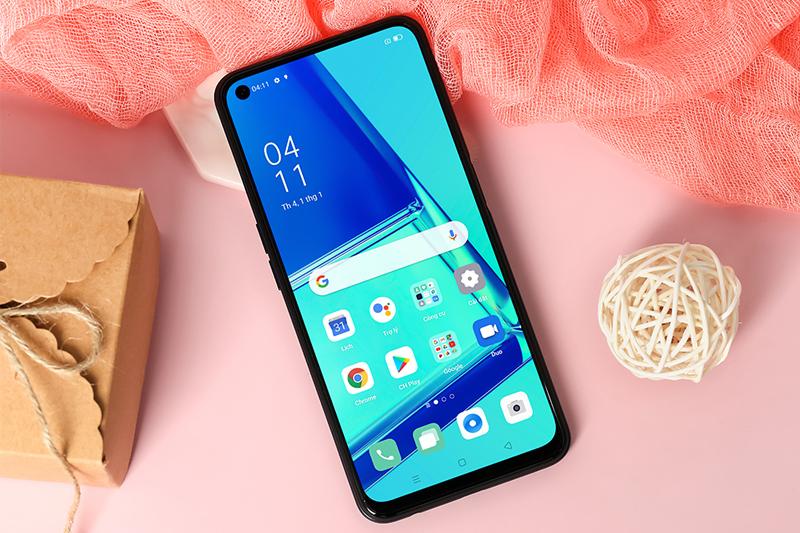 Điện thoại OPPO A52 | Màn hình cực rộng