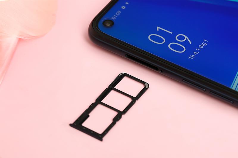 Điện thoại OPPO A52 | Hỗ trợ thẻ nhớ ngoài