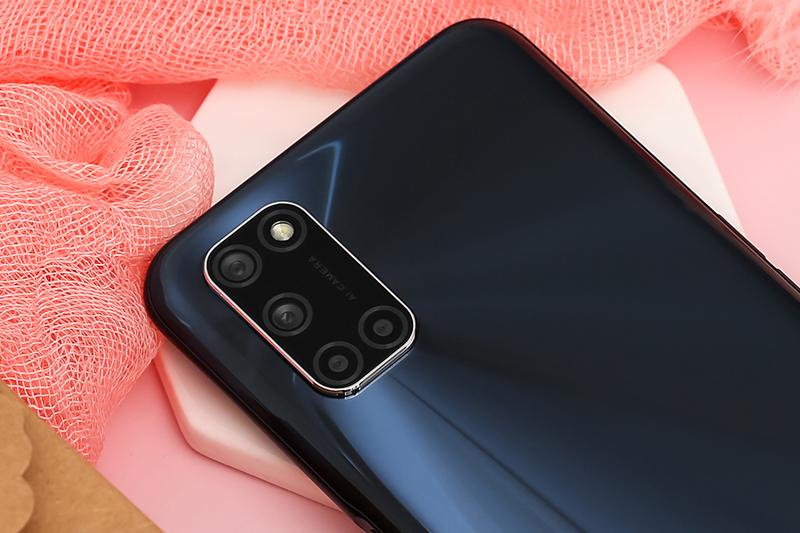 Điện thoại OPPO A52 | Cụm 4 camera sau