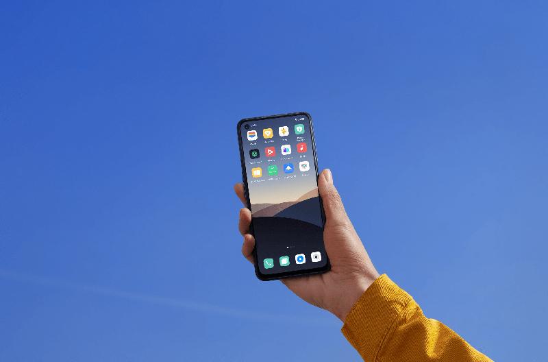 Điện thoại OPPO A92 | Màn hình tràn viền thời thượng