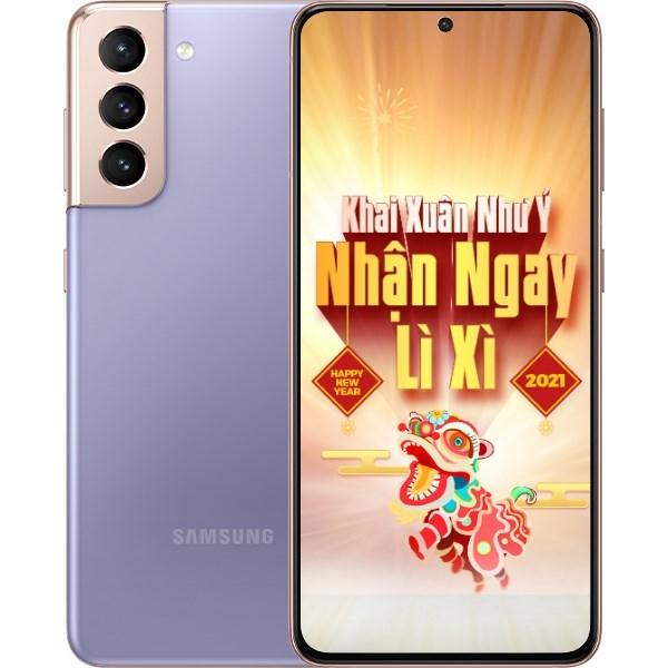 Điện thoại Samsung Galaxy S21 5G