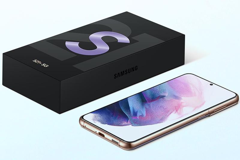 Samsung Galaxy S21 5G | Viên pin dung lượng 4000 mAh