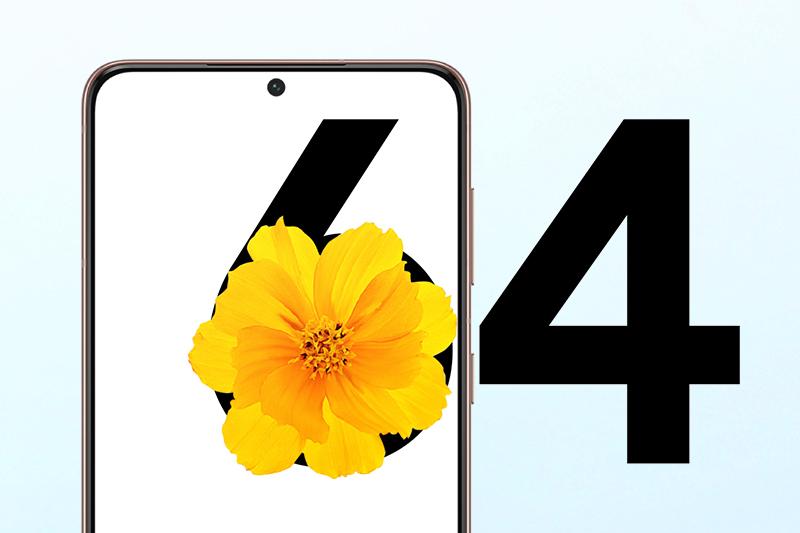 Samsung Galaxy S21 5G | Camera tele độ phân giải 64 MP