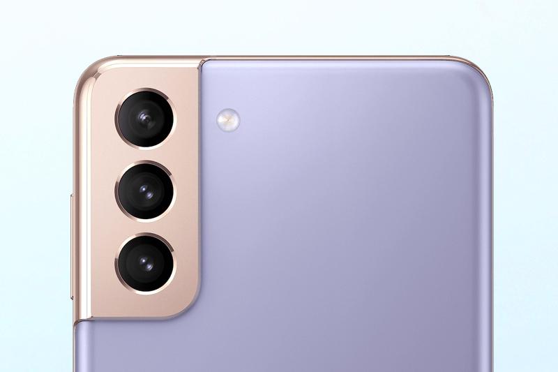 Samsung Galaxy S21 5G | Camera góc rộng, góc siêu rộng có cùng độ phân giải là12 MP