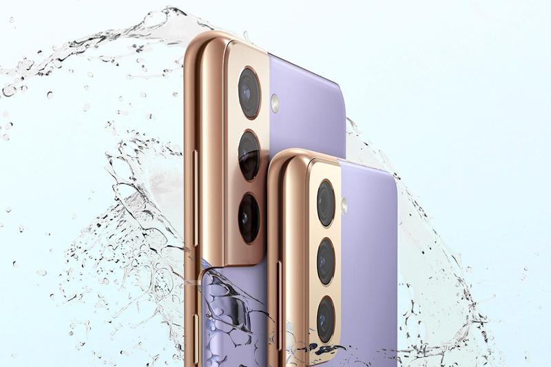 Samsung Galaxy S21 5G | Kháng nước, bụi đạt chuẩn IP68