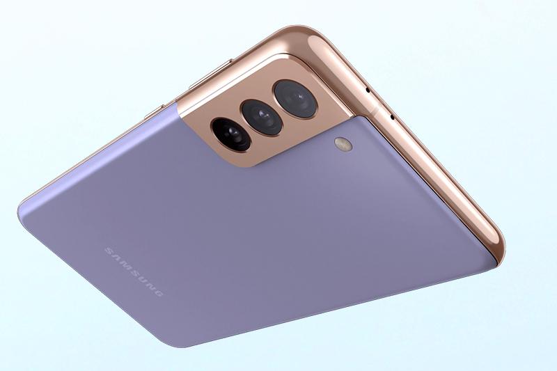 Samsung Galaxy S21 5G | Thiết kế nổi bật với cụm camera chữ nhật