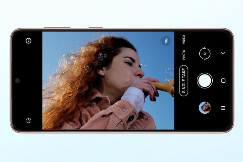 Samsung Galaxy S21 5G | Quay video chất lượng 8K