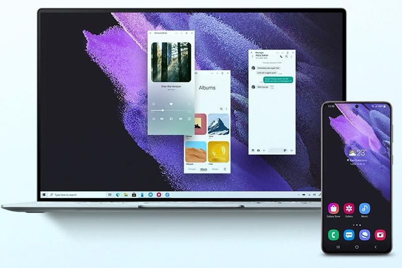 Samsung Galaxy S21 5G | Công nghệ sạc nhanh 25 W và công nghệ sạc nhanh không dây Qi 2.0