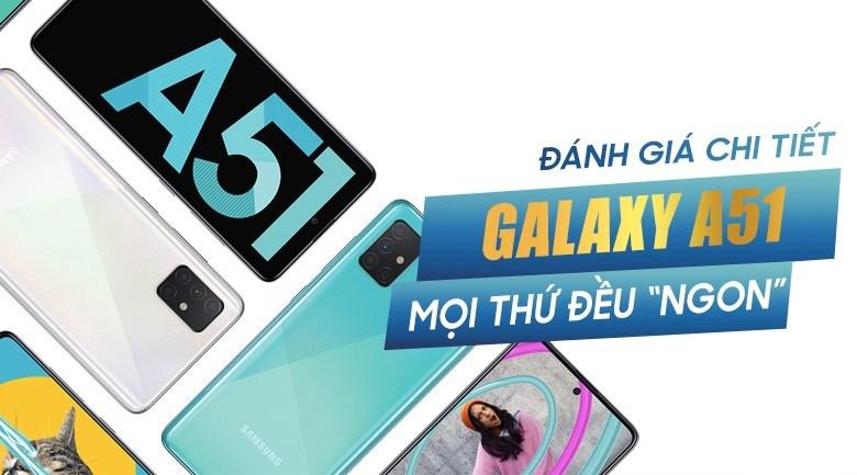 Samsung Galaxy A51 (8GB/128GB)
