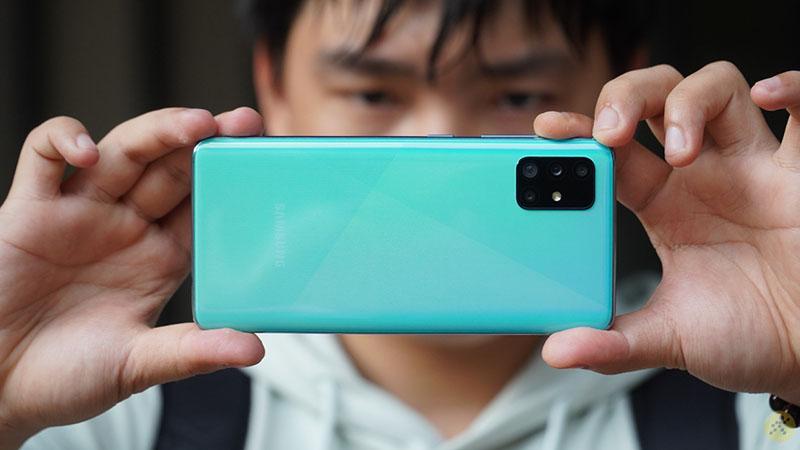 Samsung Galaxy A51 8GB | 4 camera đa dụng
