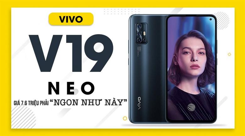 Vivo V19 Neo