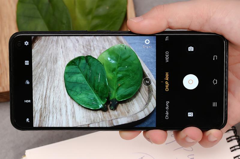 Điện thoại Vivo V19 Neo | Giao diện camera sau