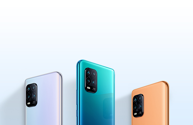 Xiaomi 10 Youth Edition   Camera zoom chất lượng cao