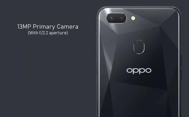 Điện thoại OPPO A12 | Camera kép ở phía sau