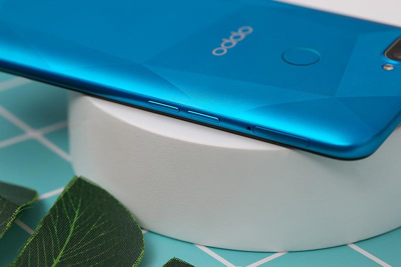 Điện thoại OPPO A12 | Thiết kế phím tăng giảm âm lượng