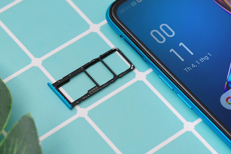 Điện thoại OPPO A12 khay sim kép