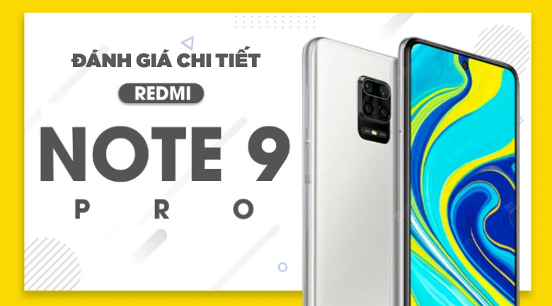Xiaomi Redmi Note 9 Pro (6GB/64GB)