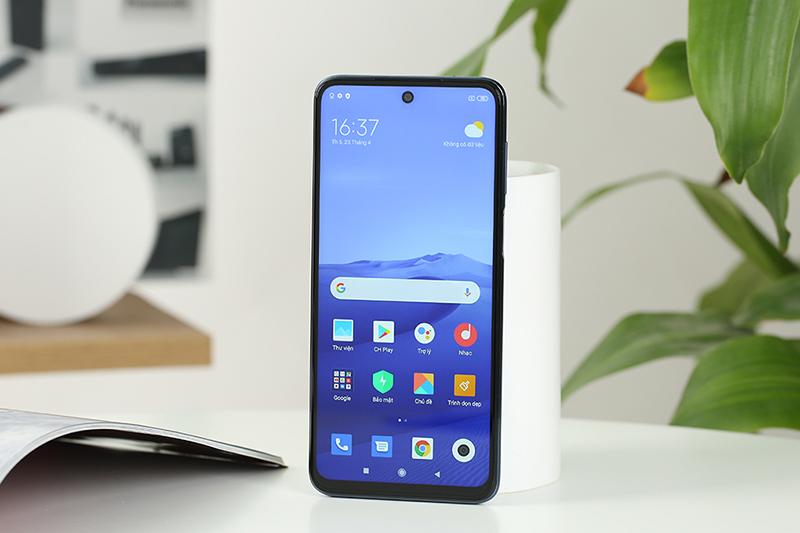 Điện thoại Xiaomi Redmi Note 9 Pro | Thiết kế màn hình tràn viền