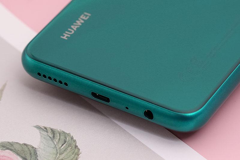 Thời lượng pin - Điện thoại Huawei Y6P