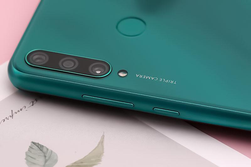 Cạnh viền - Điện thoại Huawei Y6P